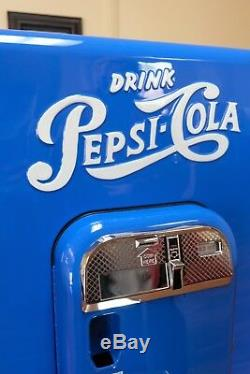 VMC 88 Pepsi Machine Restored by Classic Machines of Tennessee