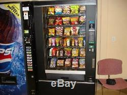 Vending Route Full Size Soda & Snack Vending Machines Inland Empire, Ca