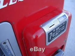 Vendo 39 Rare 7 cent Coke Machine