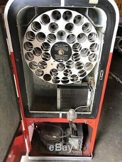 Vendo 39 Working Cooling Antique Coke Machine