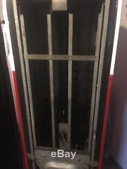 Vendo 44 1950s coke machine great working condition