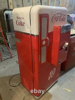 Vendo 56 coke machine Fully Restored