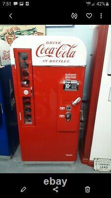 Vendo 81 B 1956 Coca Cola Coke Machine Restorated BEST IN THE USA