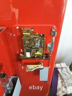 Vendo 81 B Coca-Cola Vending Machine WORKING 1950s Rare Coke REAL THING