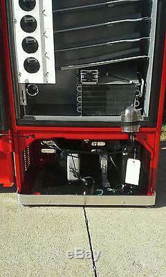 Vendo 81 D #2 1958 Coca Cola Coke Machine Pro Restoration BEST IN USA! CORVETTE