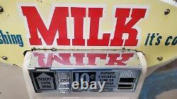 Vendo Milk Vending Machine
