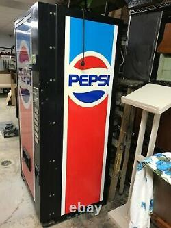 Vendo Soda Vending Machine Pepsi Cans Parts Only Local Pick Up No Shipping