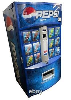 Vendo V540 HVV Soda Beverage Vending Machine Pepsi MDB FREE SHIPPING