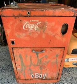Vendo a23 Coca-Cola Vending Machine Project