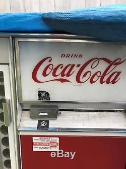 Vendo coke cola machine