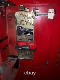 Vendo v110 coke machine original