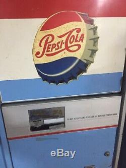 Vendorlator Pop Machine Pepsi VF90