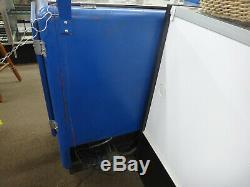 Vintage 10C Pepsi Slide Cooler Vending Machine Ideal Dispenser Company