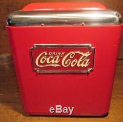 Vintage 1930's Coca-cola Multiplex Soda Fountain Dispenser ST Louis-model 522