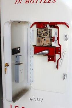 Vintage 1950's Cavalier C-51 Coca Cola Coke Machine Original Working Condition