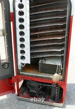 Vintage 1950s Vendo V81 Coca Cola Coke Machine