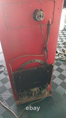 Vintage 5 Cent Coke Machine