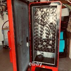 Vintage Cavalier 51 Coca Cola Machine Original Parts 1951 Works Perfectly