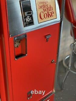 Vintage Coca Cola Coke Vending Machine