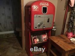 Vintage Coca Cola Machine 1948 Vendorlator Model