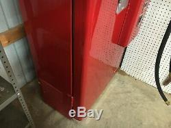 Vintage Coca Cola Vendo 39 Vending Machine Cooler Restoration COKE LOCAL PICKUP