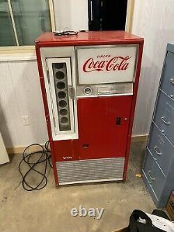 Vintage Coca Cola Vendo Machine 1960s