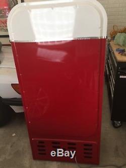 Vintage Coca Cola vendo 81 ten cent pop machine professionally restored