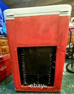 Vintage Coca-cola Coke Machine