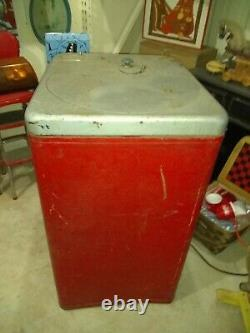 Vintage Coca-cola Coke Machine Model A23a