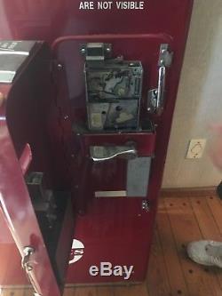 Vintage Coke Vendo 81 Coca Cola Vending Machine Fully Restored