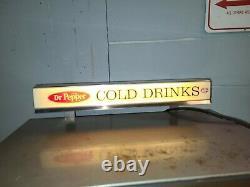 Vintage Dr Pepper Coca Cola Executive Vending Soda Machine Vendo HD56A