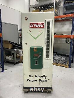 Vintage Dr. Pepper Vending Machine