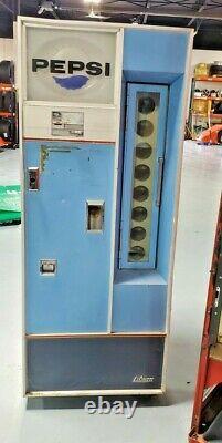 Vintage Pepsi Bottle Vending Machine Model