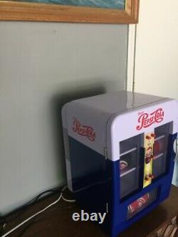 Vintage Style Pepsi Mini Vending Machine