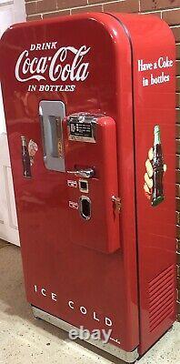 Vintage Vendo 39 Antique Coca Cola Coke Machine (1950) Restored