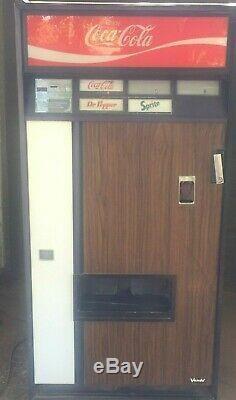 Vintage Vendo V125 Coke vending machine