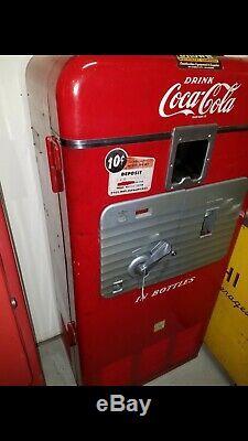 Vmc 33 Coke Machine